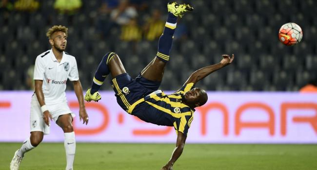 Moussa Sow rekor kırıp gitti