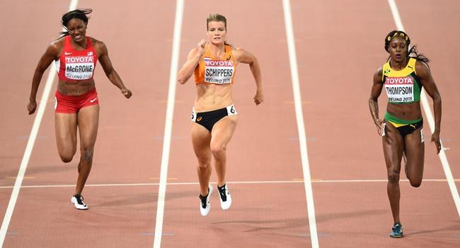 VİDEO | Kadınlar 200 metrede müthiş final
