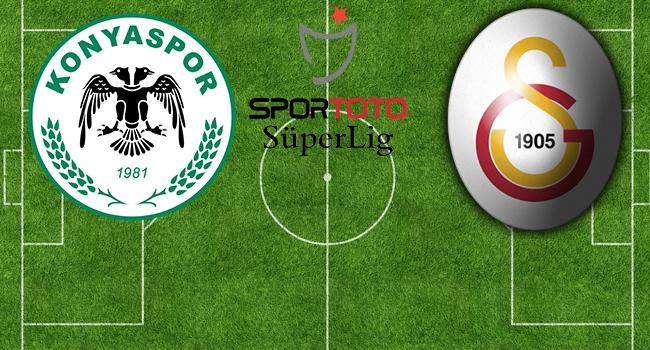 T.Konyaspor - Galatasaray