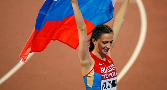 Maria Kuchina'dan ilk dünya şampiyonluğu