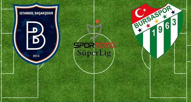 M.Başakşehir - Bursaspor