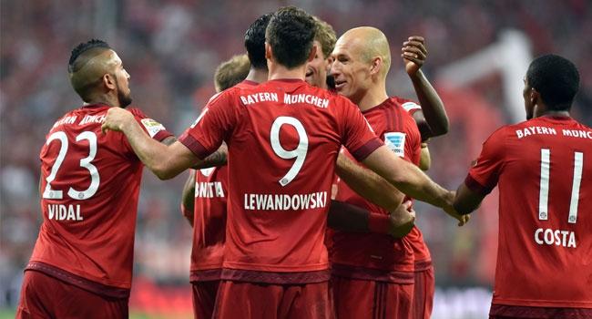 Münih, Leverkusen'e acımadı