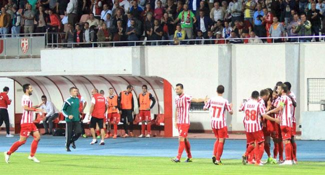 Beşiktaş'ın rakibi kazandı!