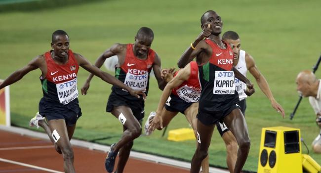 Kenya zirvede tamamladı