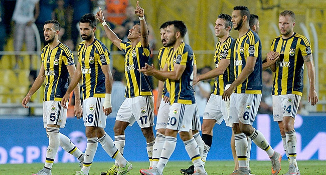 Yeni lider Fenerbahçe