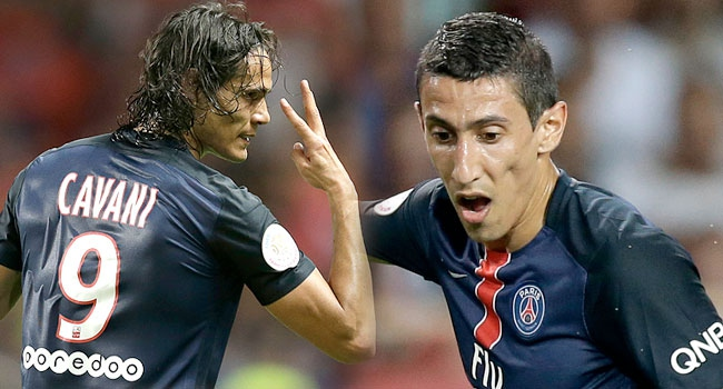 Monaco'yu yıkan PSG arayı açtı