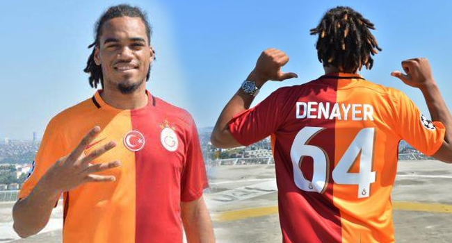 Galatasaray Denayer'i açıkladı