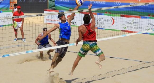 Göğtepe-Giginoğlu çifti yarı finalde