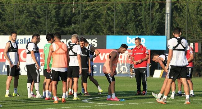 Beşiktaş eksik hazırlanıyor