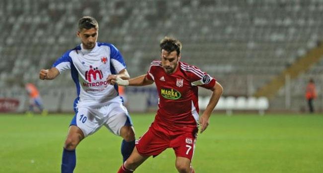 Cumhuriyet Kupası Sivas'ın