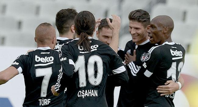 Beşiktaş'ta iki gün izin