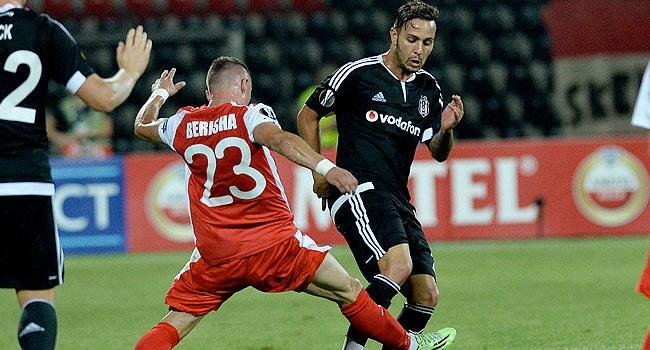 Beşiktaş Avrupa'da 183. maçına çıkıyor