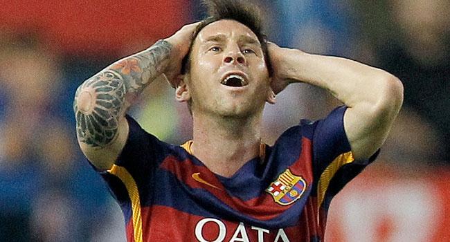 Messi ailesine hapis şoku!