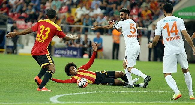 Süper Lig'in en az gol atan takımı