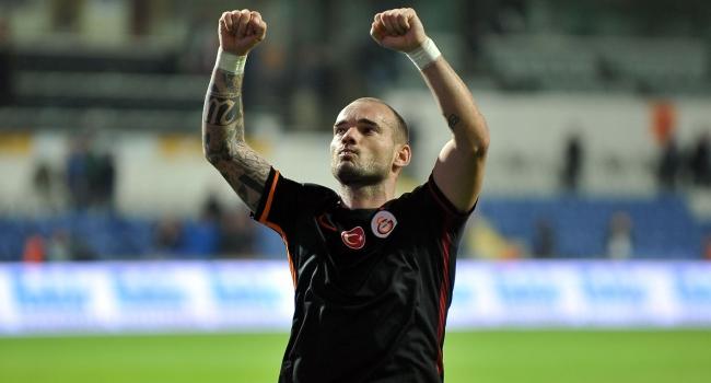 İşte Sneijder'in alacağı ücret