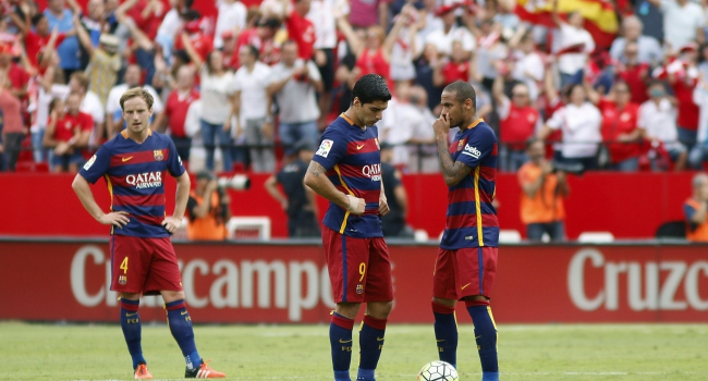 Messi'siz Barça kayıp