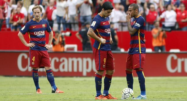 Barça geçen sezonu mumla arıyor