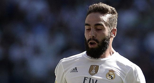 Real Madrid'de Carvajal şoku