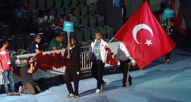 Dünya Boks Şampiyonası'nın açılışı yapıldı