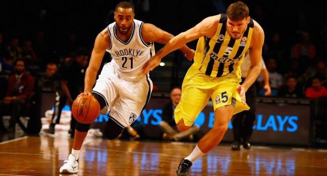 Fenerbahçe, Brooklyn Nets'i dağıttı!