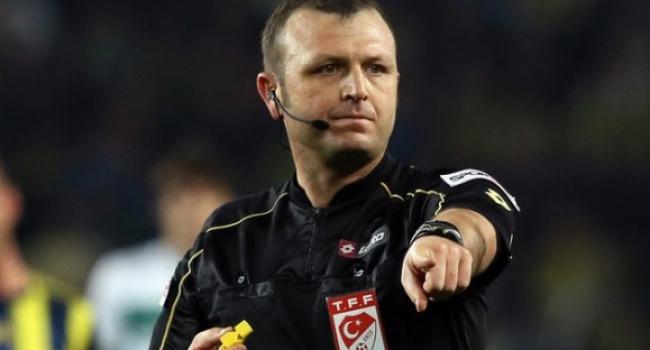 Özkalfa'ya UEFA'dan görev!