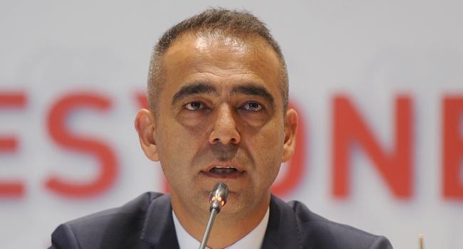 UEFA'dan Müftüoğlu'na görev