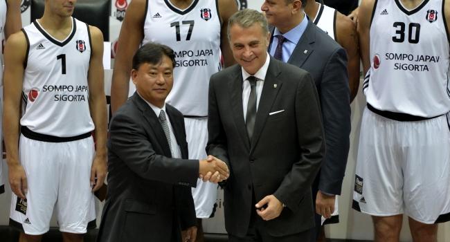 """Beşiktaş Sompo Japan"""