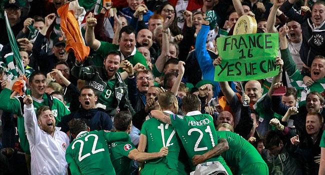 Kuzey İrlanda ve Portekiz garantiledi!