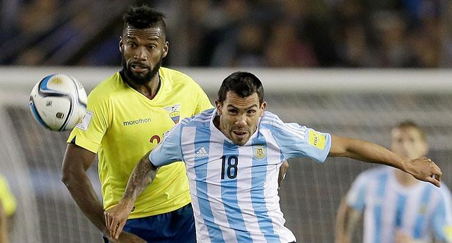 Messi'siz Arjantin'e büyük şok!
