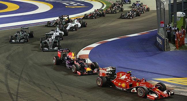 Formula 1'de heyecan Rusya'da!