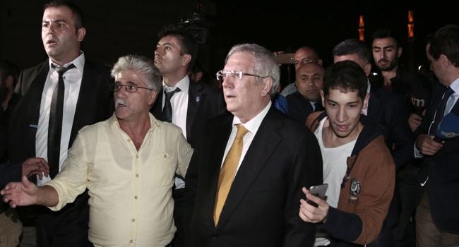 Fenerbahçe'den basın toplantısı