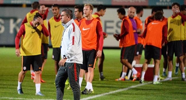 Galatasaray'da izin bitti