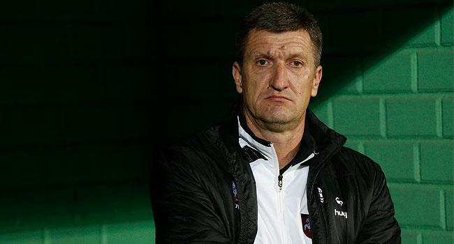 Litvanya teknik direktörü istifa etti!