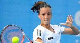 Milli tenisçi Pemra Özgen finalde kaybetti
