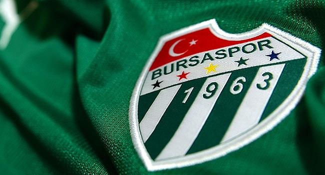 Bursaspor'dan Ertuğrul Sağlam açıklaması