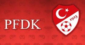 Trabzon ve Kayseri'ye PFDK şoku!
