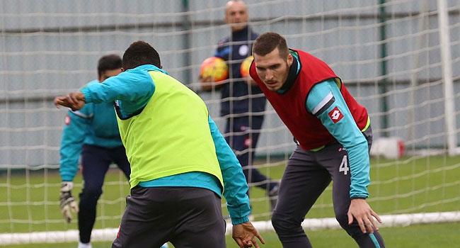 Çaykur Rizespor'da Türkiye Kupası mesaisi
