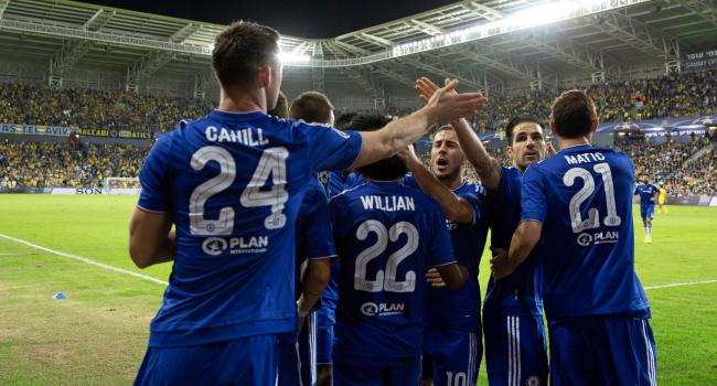 Chelsea rahat kazandı