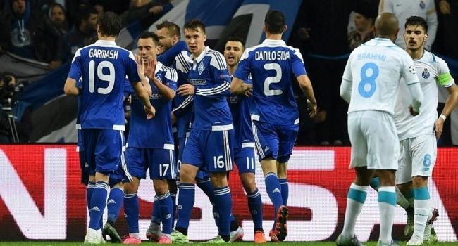 Dinamo Kiev'den sürpriz galibiyet