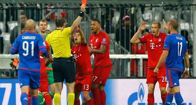 Bayern gol oldu yağdı!