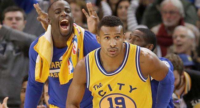 Warriors NBA tarihine geçti