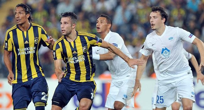 İşte Fenerbahçe'nin Avrupa karnesi