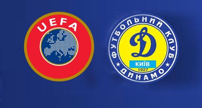 UEFA'dan Dinamo Kiev'e ceza