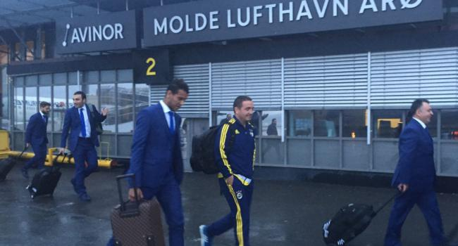 Fenerbahçe Norveç'te