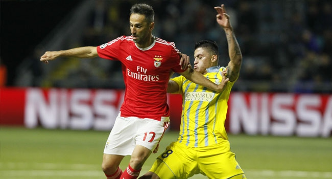 Benfica'ya 'Kazak' freni!