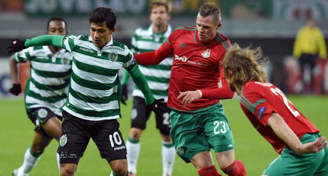 Sporting Lizbon grubu karıştırdı