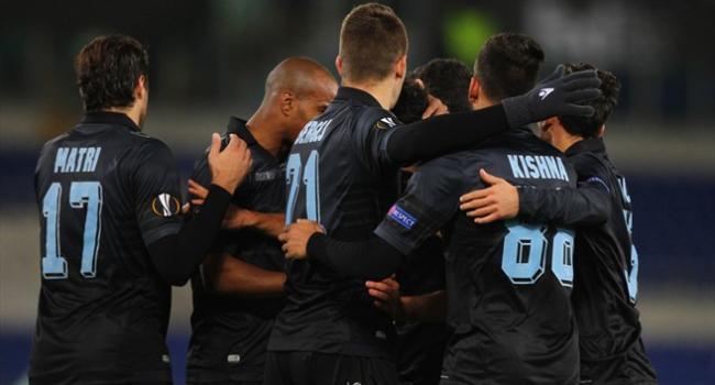 Lazio liderliği garantiledi