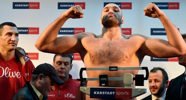 Boksta Klitschko-Fury maçına doğru