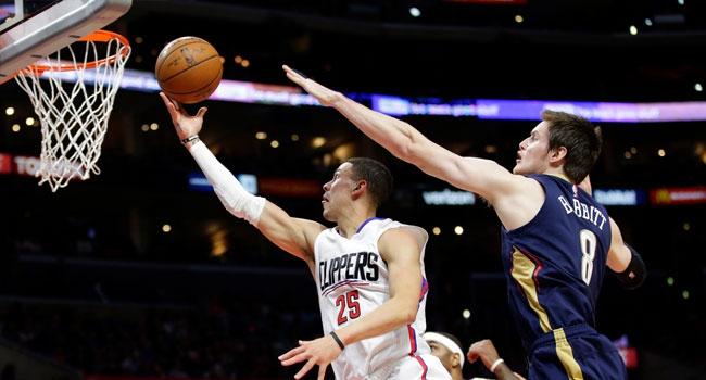 Clippers, Pelicans'ın serisini bozdu