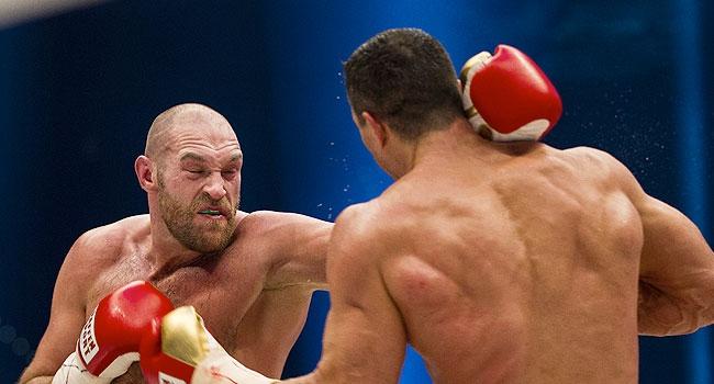Yeni dünya şampiyonu Tyson Fury oldu